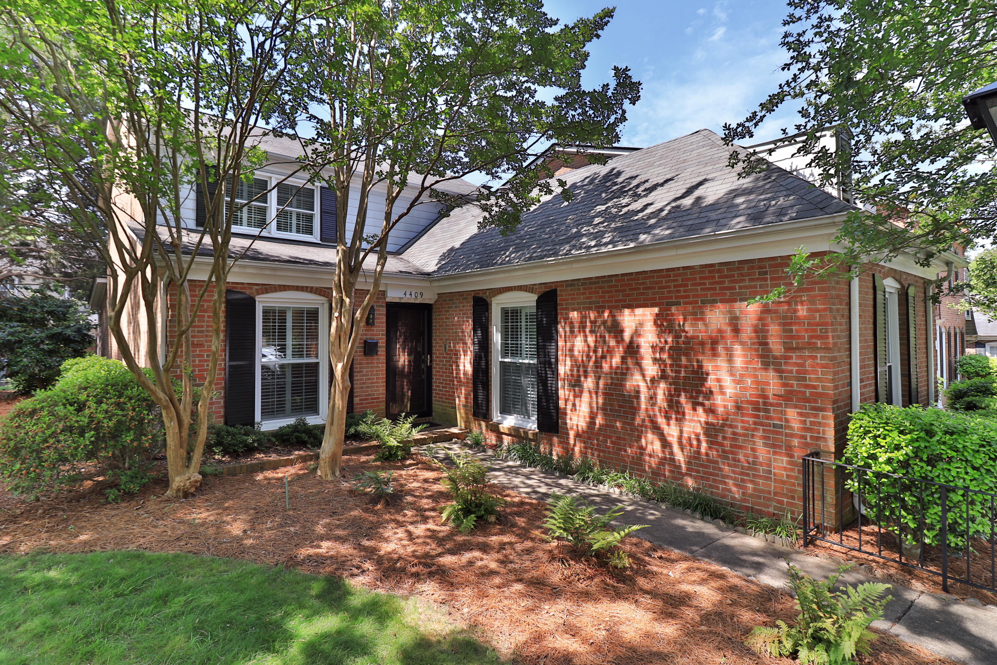 South Park Townhomes for sale
