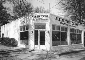 Allen Tate First Office