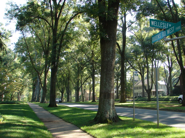 Myers Park Homes