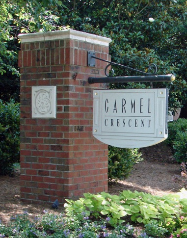 SouthPark homes for sale, South Charlotte neighborhoods, Carmel Crescent homes for sale