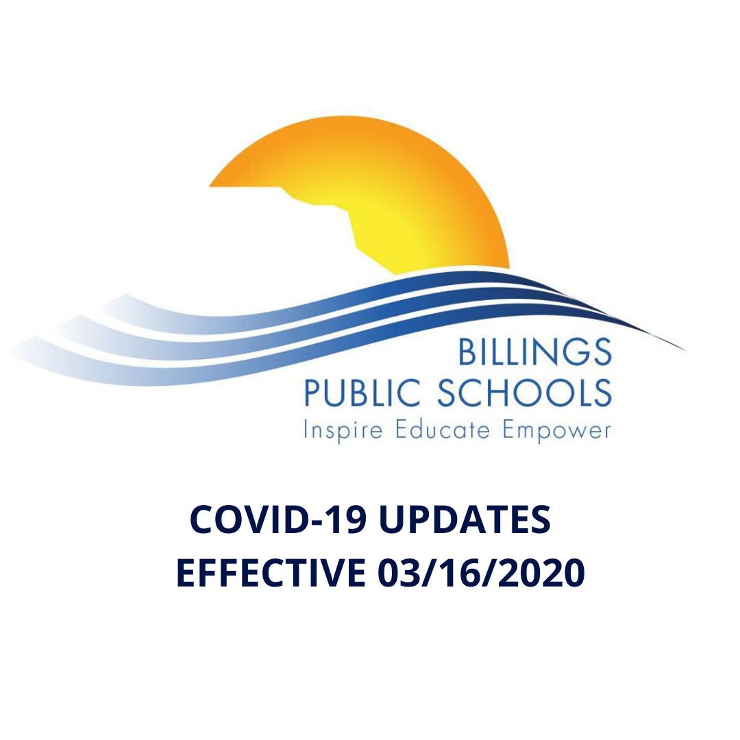 Billings Public Schools Update