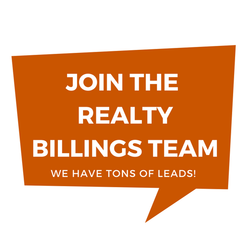 Join The Realty Billings Team