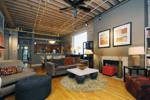 Chicago Concrete Lofts For Sale