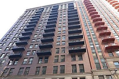City Center Club Condo Building