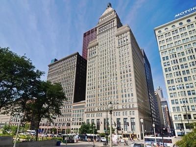 Metropolitan Tower Condo Building