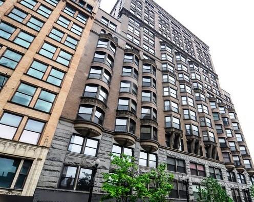 Manhattan Building Condo Building