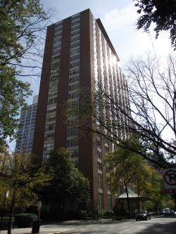Ambassador House Condo Building