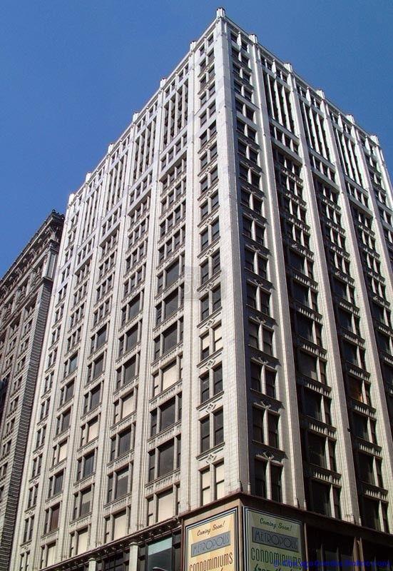 Metropolis Condo Building