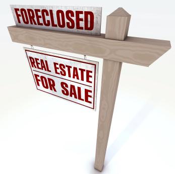 Chicago Foreclosure Sign