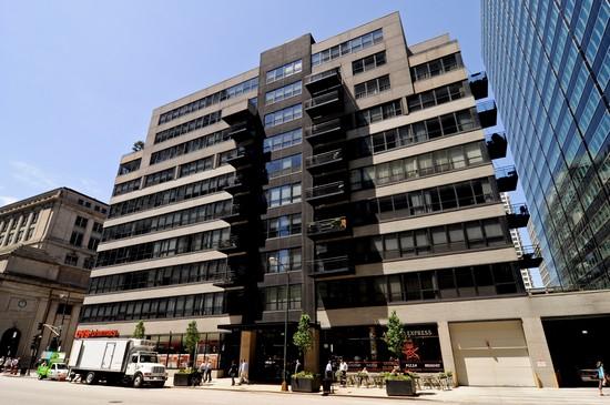 Metropolitan Place Condo Building