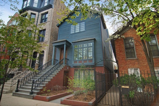 Old Town Triangle Chicago Real Estate