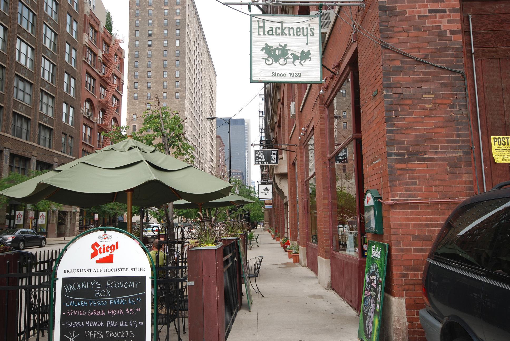 Dearborn Park Terraces Area Highlights