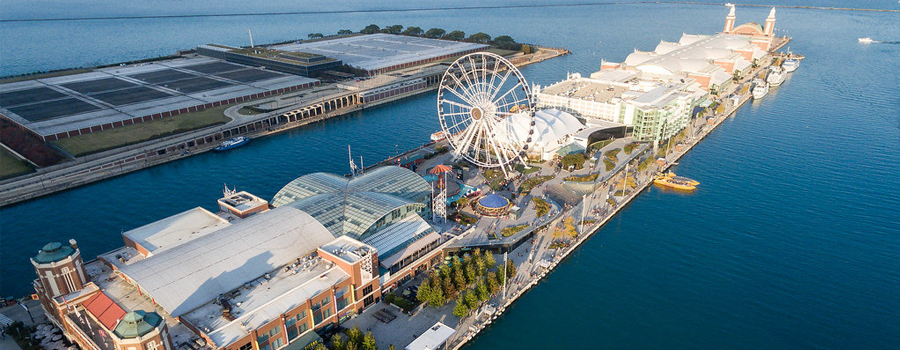 Living In Downtown Chicago, Navy Pier