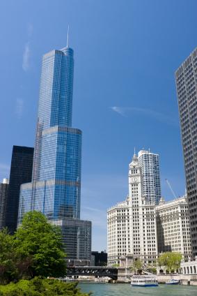 Trump Tower Condo Building
