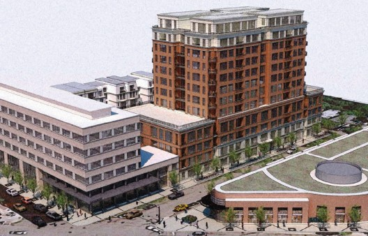 Webster Square Mixed-Use Development