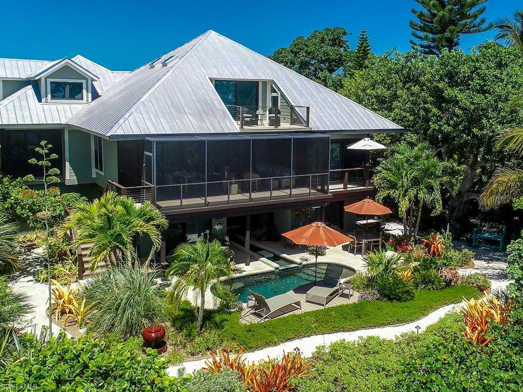 DEL SEGA HOMES FOR SALE - SANIBEL ISLAND FL