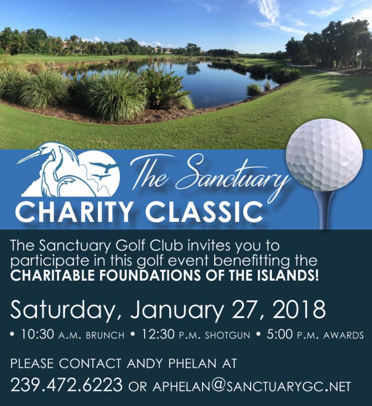 sanctuary charity classic