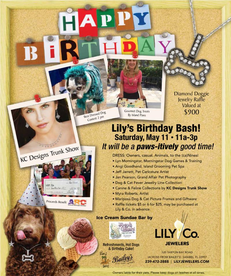 Lily Birthday Bash