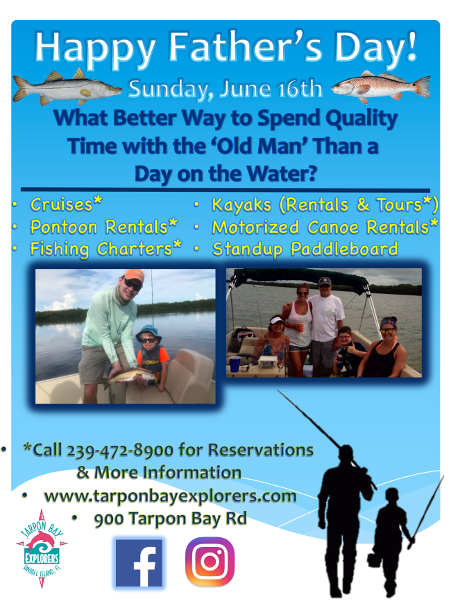 Tarpon Bay Fathers Day2019