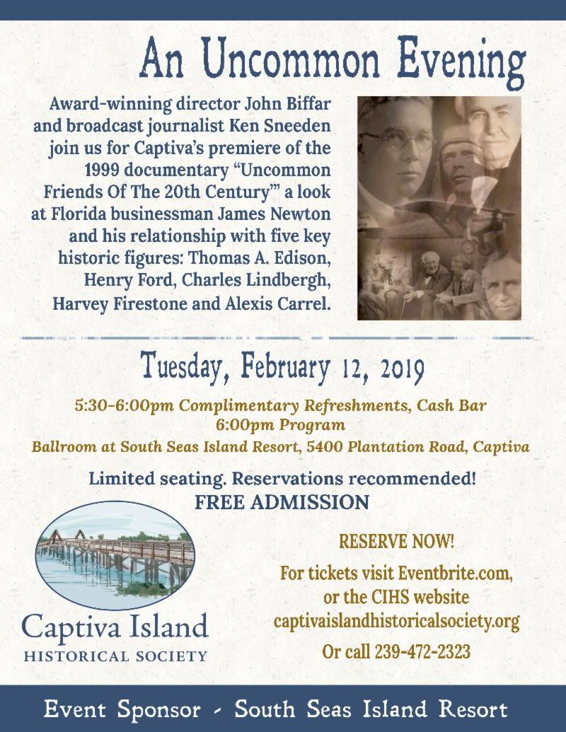 Captiva Historic Society