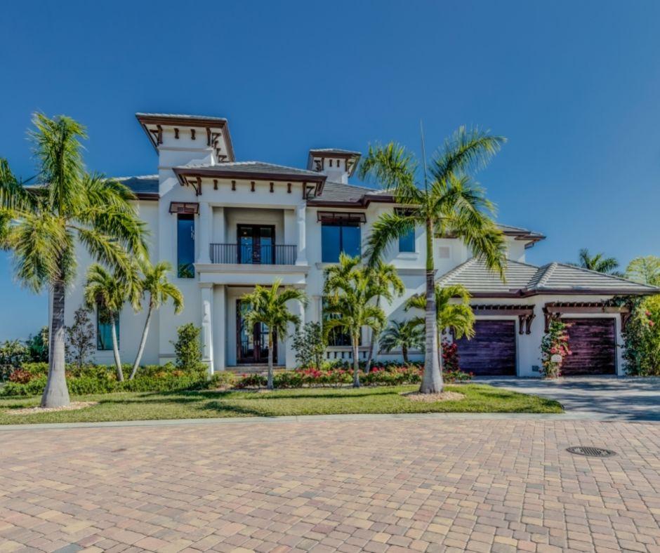 TARPON BAY HOMES FOR SALE - CAPTIVA ISLAND FL