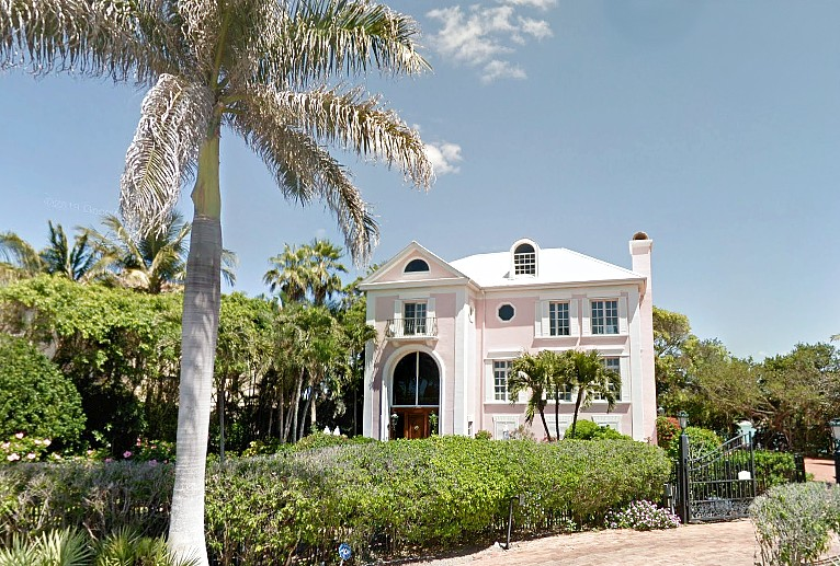 METES AND BOUNDS HOMES FOR SALE - CAPTIVA ISLAND FL