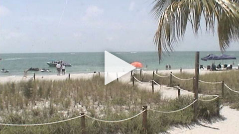 Captiva Mucky Duck Restaurant Webcam