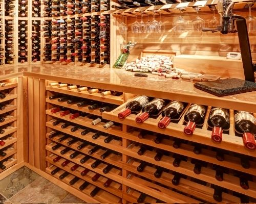 Creating Wine Storage that Becomes a Design Feature in Your Home