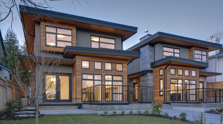 Contemporary Lonsdale Home