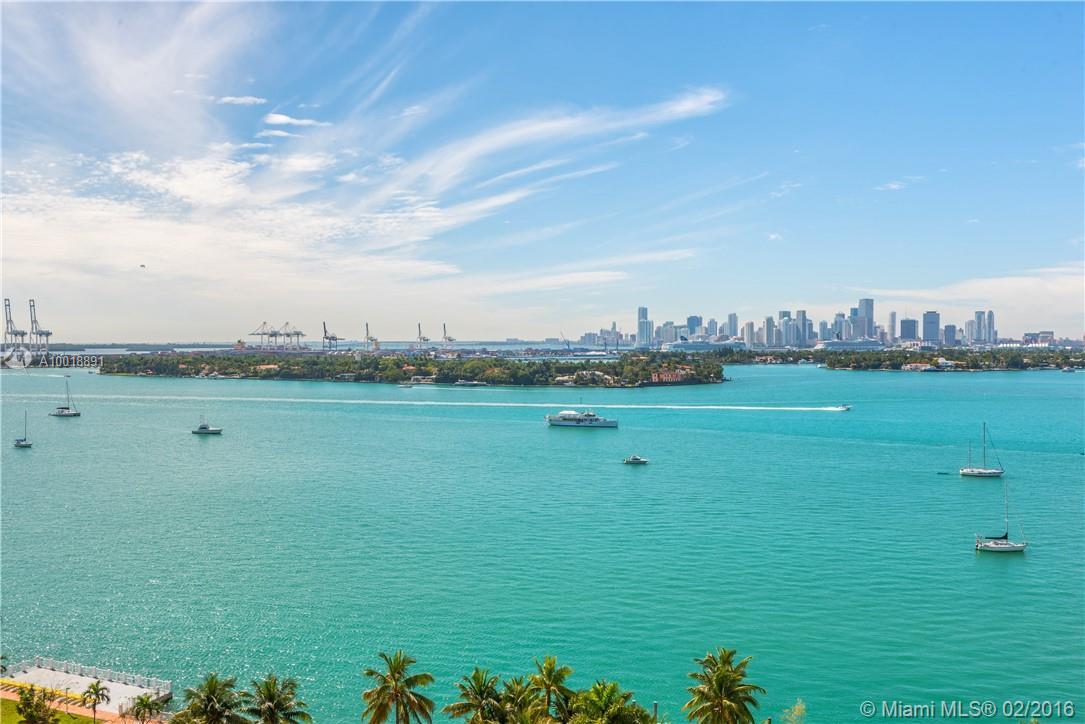Wavery South Beach view - 1330 West Avenue, Miami Beach FL