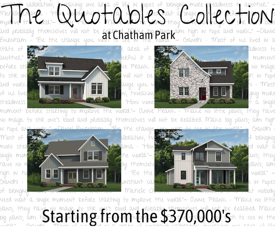 The Quotables - Chatham Park - Ryan Ford