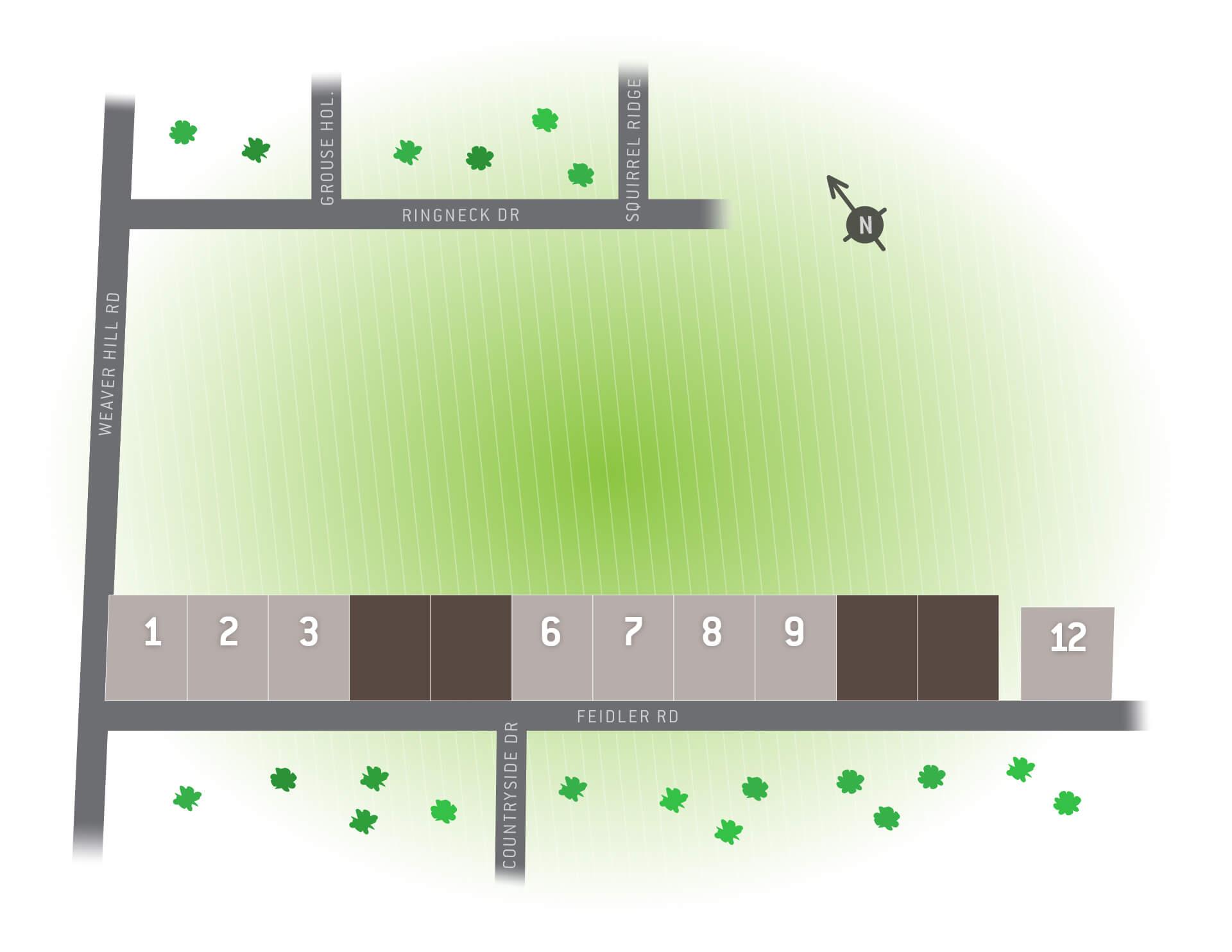 Musser Hill Community Map