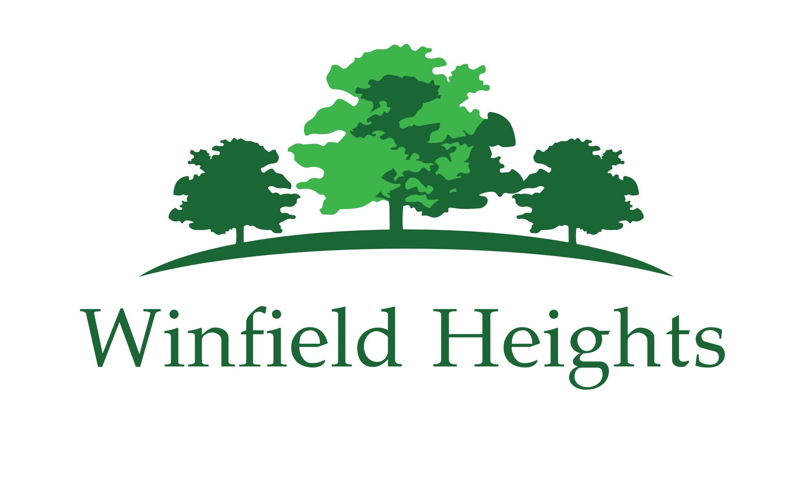 Winfield Heights Logo