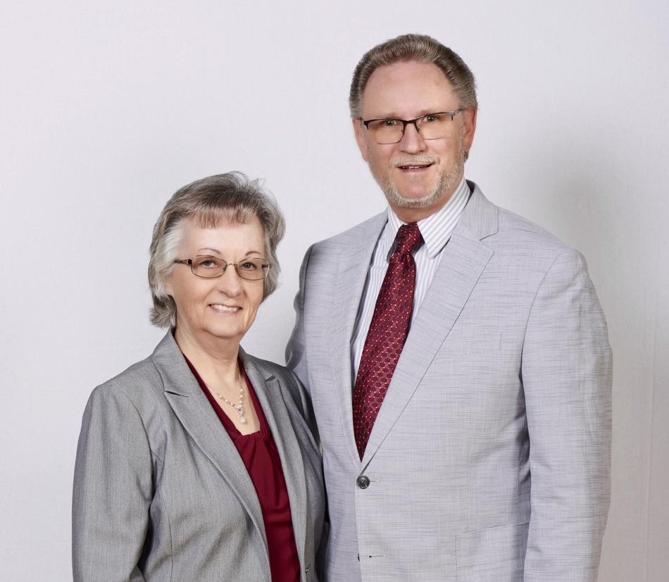 Paul & Lois Confer