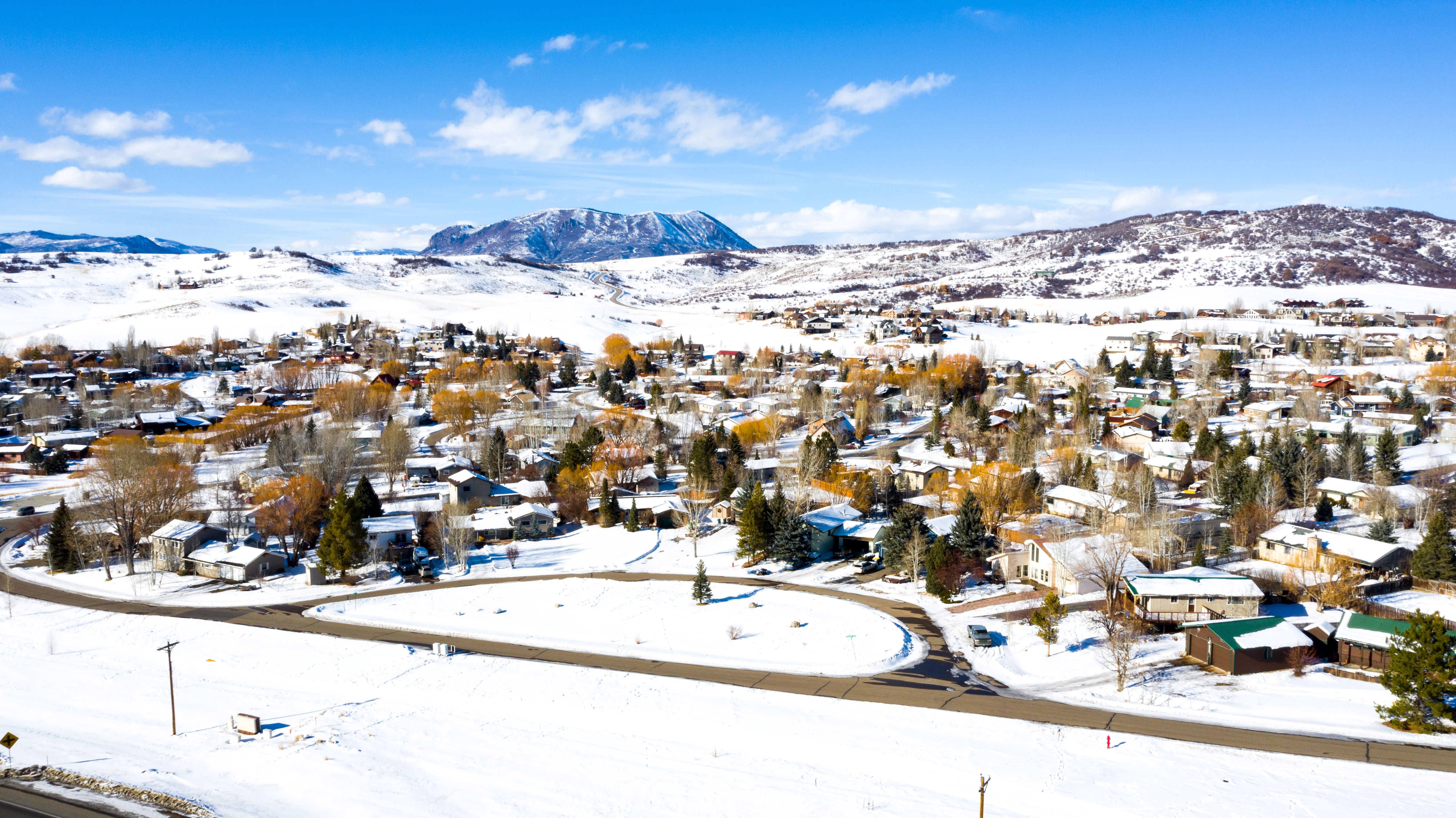 West Steamboat