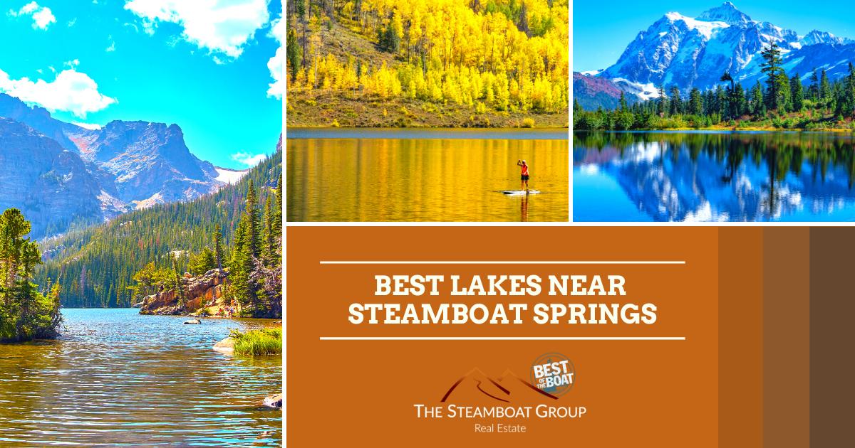 Best Lakes in Steamboat Springs