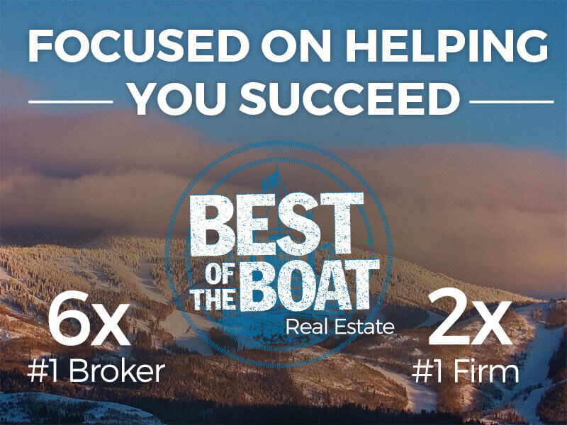 Helping You Succeed in Your Steamboat Springs Home Sale