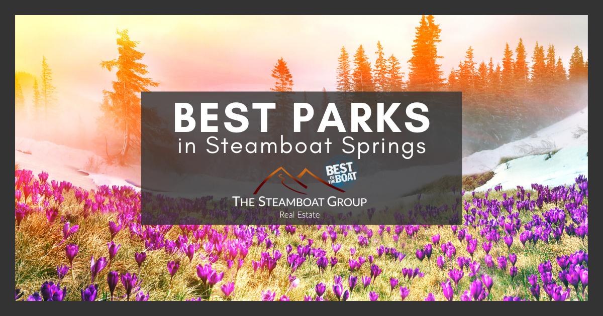 Best Parks in Steamboat Springs