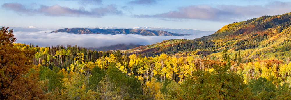 Fall in Steamboat