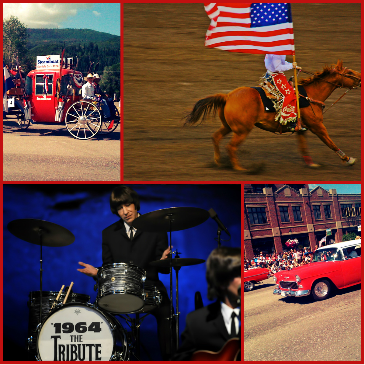 Steamboat Springs 4th of July Events