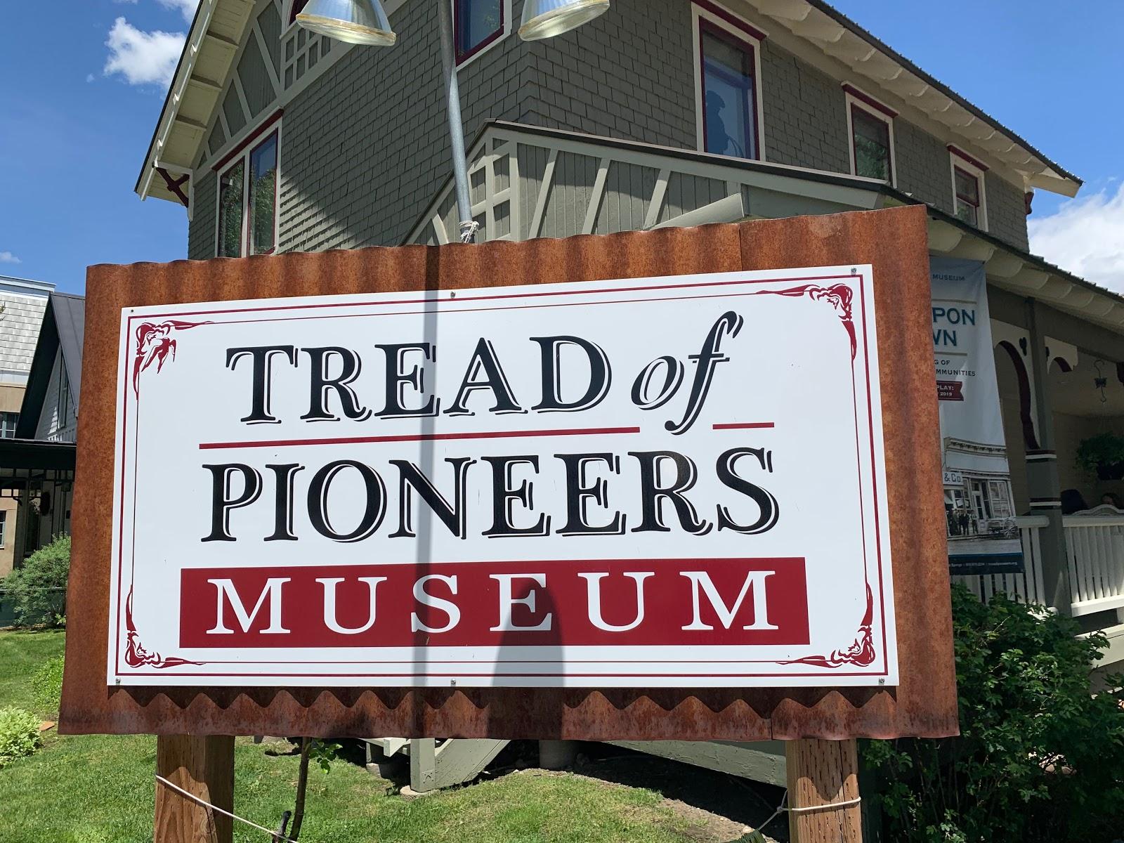 Steamboat Springs Tread of Pioneers Museum