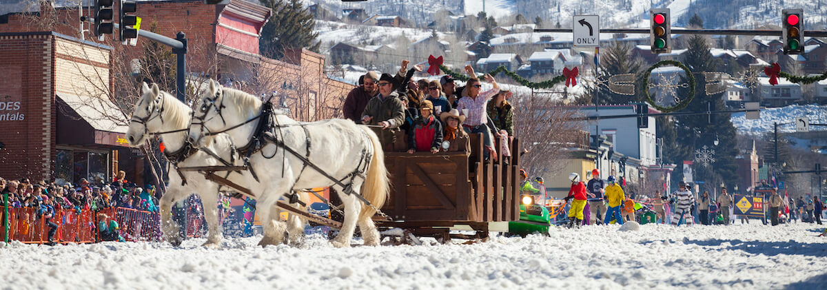 Steamboat Springs Annual Winter Festival