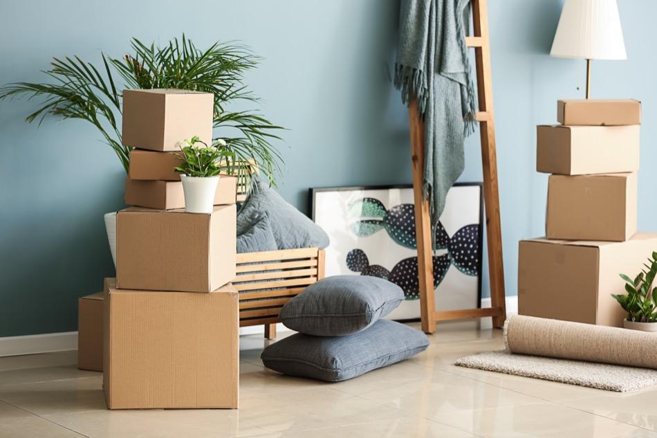 Ideal Home Moving Timeline