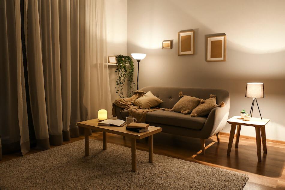 Tips for Lighting a Living Room