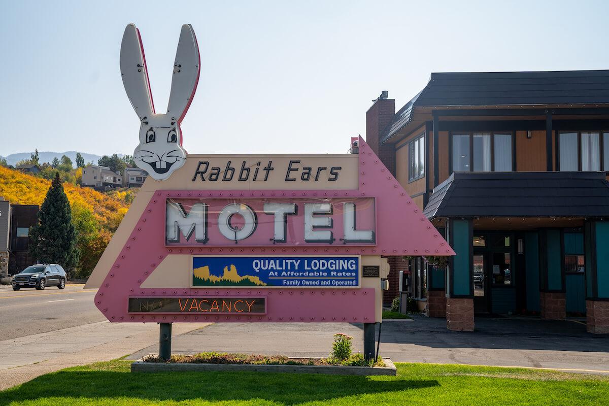 Steamboat Springs Rabbit's Ear Motel