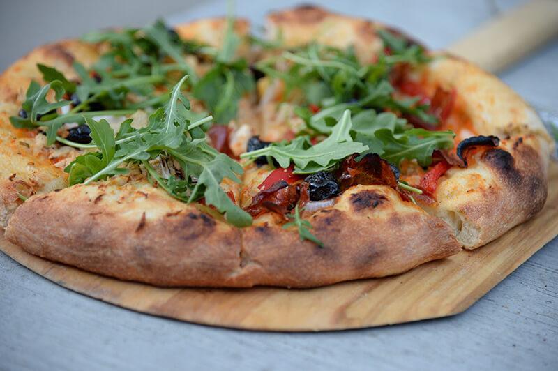 Pizza in Steamboat Springs, Colorado