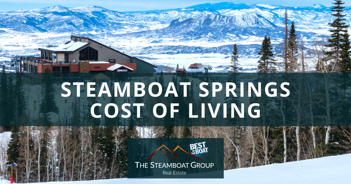 Steamboat Springs Cost of Living Guide