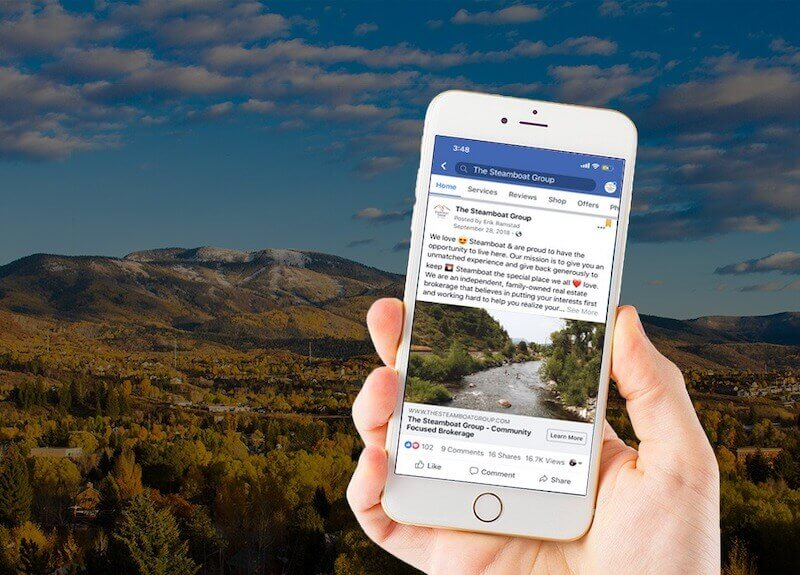 Using Google & Facebook to Reach Buyers