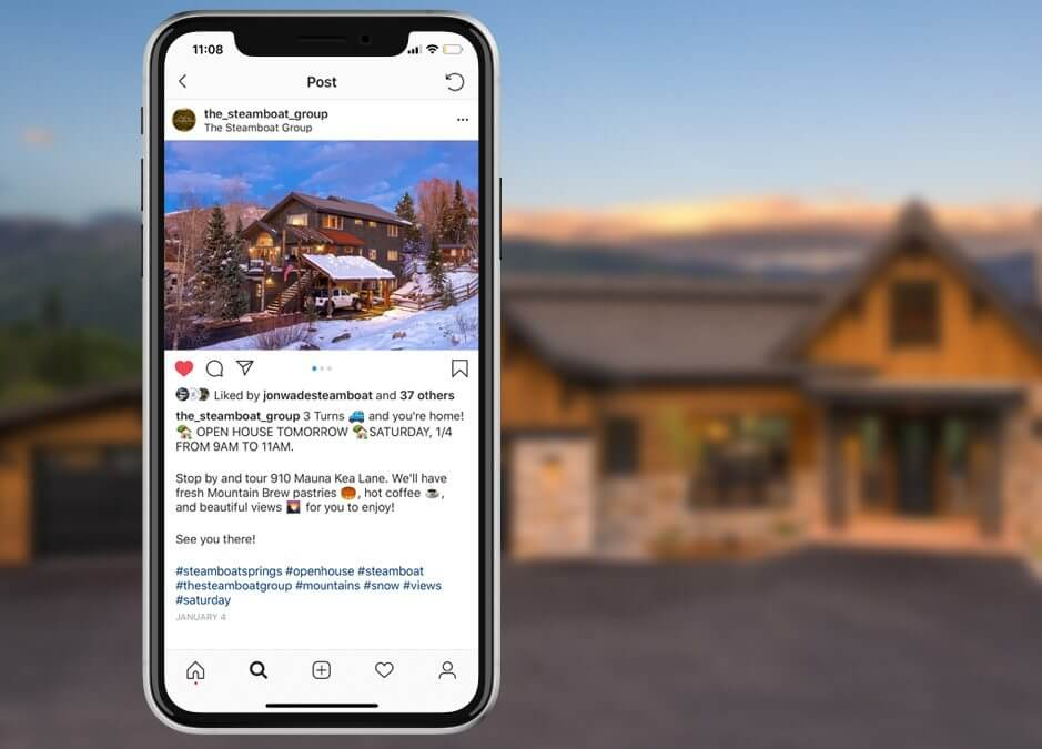 Using Instagram to Connect with Buyers