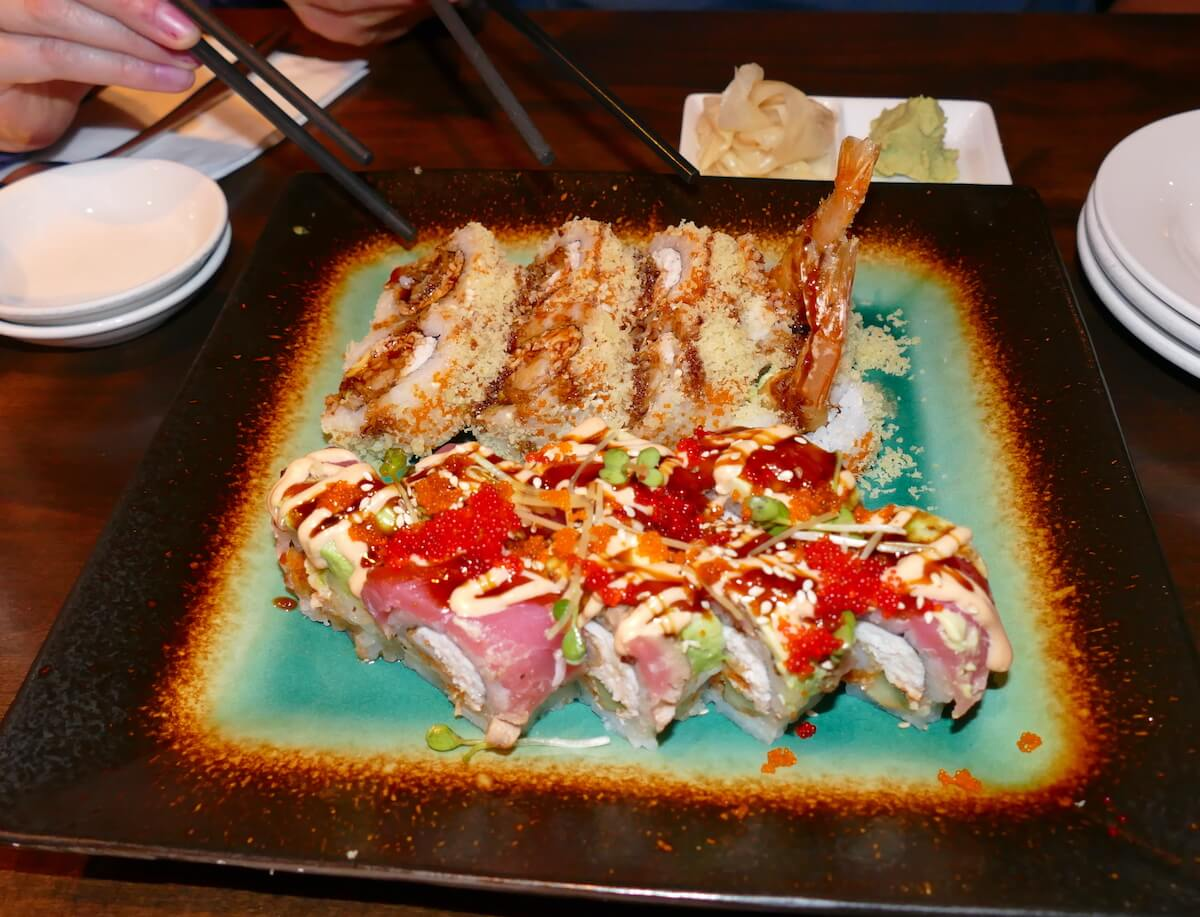 Best Places to Get Sushi in Steamboat Springs Colorado